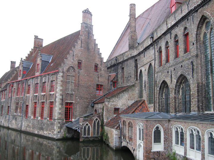 Bruges view 8 - Alexandra Luiza Dahl
