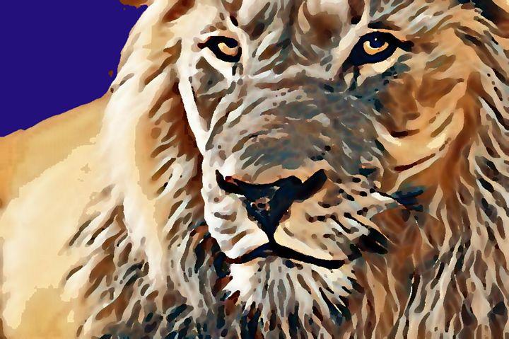 Lion King - Alexandra Luiza Dahl