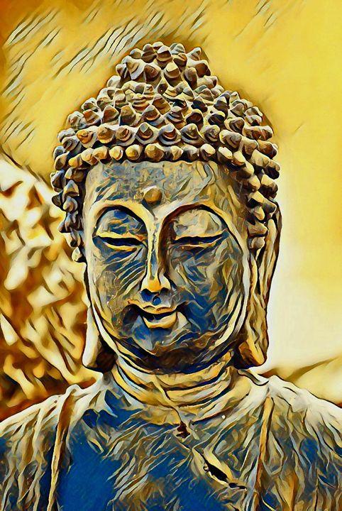 Buddha 4. - Alexandra Luiza Dahl