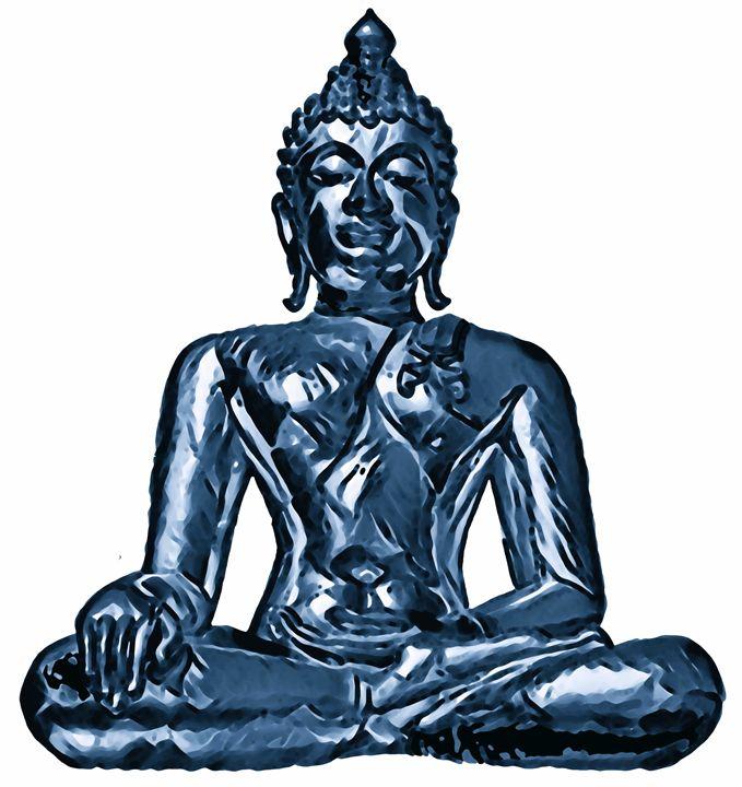 Buddha 5. - Alexandra Luiza Dahl