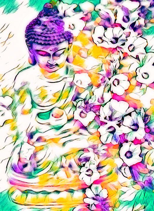 Buddha 15. - Alexandra Luiza Dahl