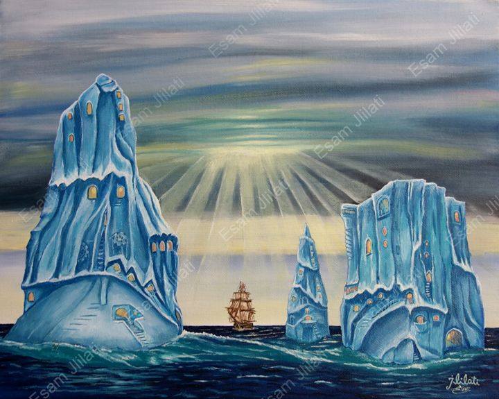 my home is Iceberg - canadianarts