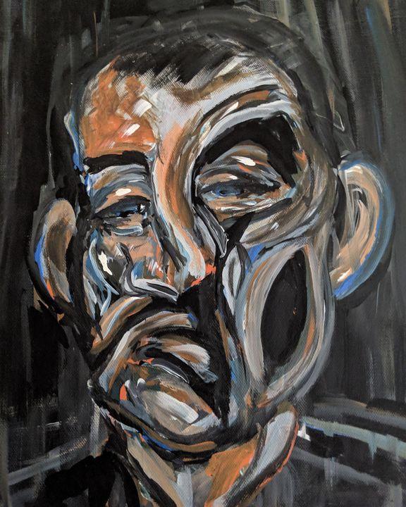Portrait - J.R. Hunter