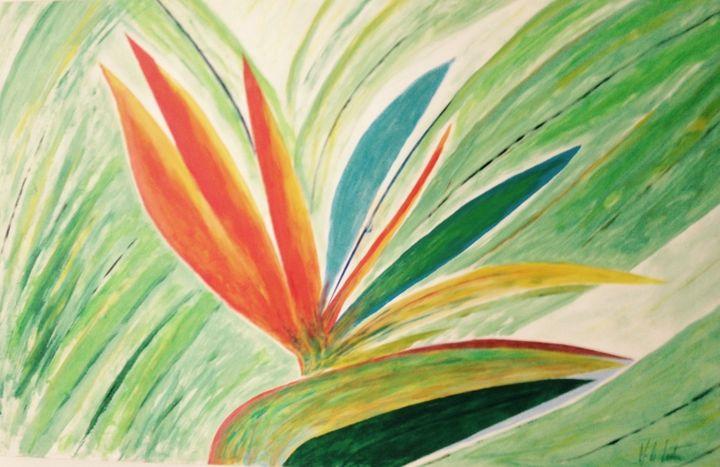 Bird of Paradise - Antonio De Santis