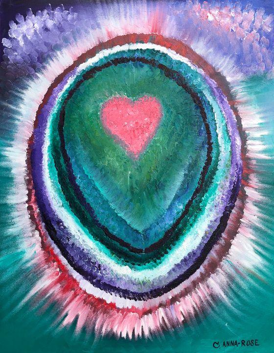 Heart Expansion - Beah Creative Art