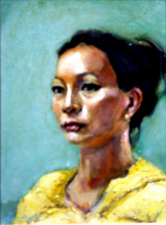 Young Woman - Renuka Pillai
