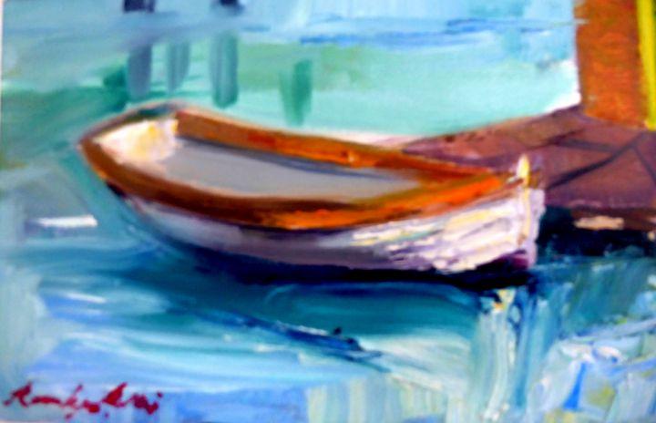 Boat - Renuka Pillai