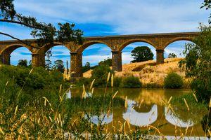 Country Rail Bridge