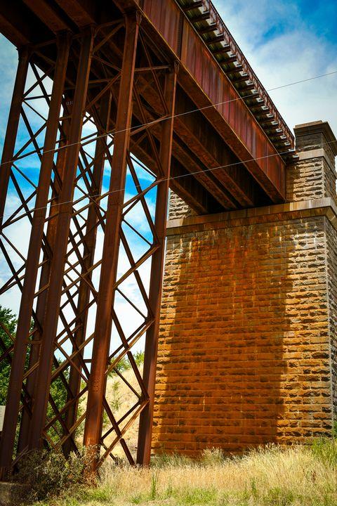 Under Rail Bridge - J & A Photography