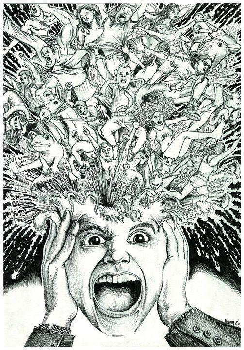 The Headache - TimeBombPics