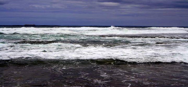 Waves - EVA Photography