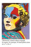 limited edition lithograph Serigraph