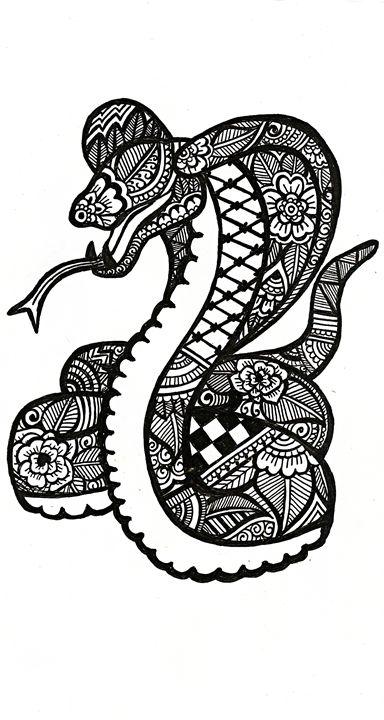 Cobra Henna - نفيس ارا