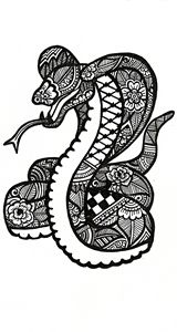 Cobra Henna