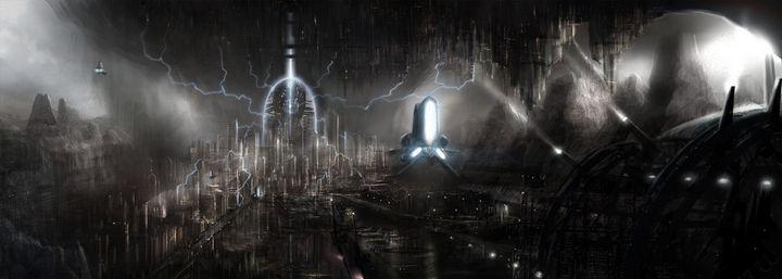 City Matrix - zach3/4