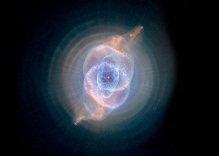 Cat's Eye Nebula - ZeeGee Studios