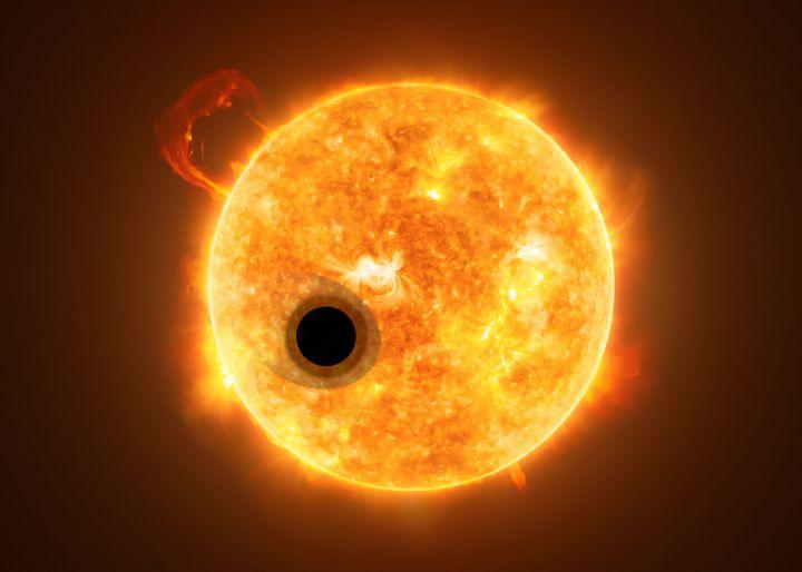 Our Blazing Sun - zach3/4
