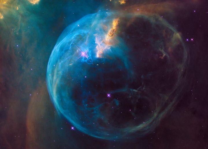 Bubble Nebula - ZeeGee Studios