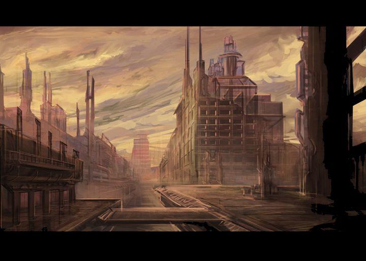 Herron's City - zach3/4