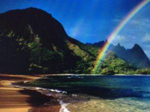 Waia Rainbow Volcano