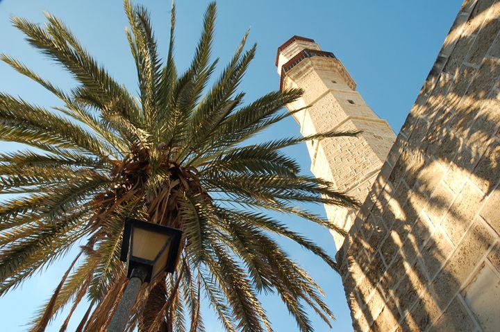 Muhamidiya mosque, Jaffa, Israel - PhotoStock-Israel
