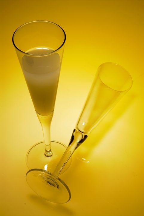 An elegant glass of grapefruit juice - PhotoStock-Israel