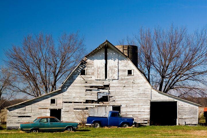 Old house Kansas KS USA - PhotoStock-Israel