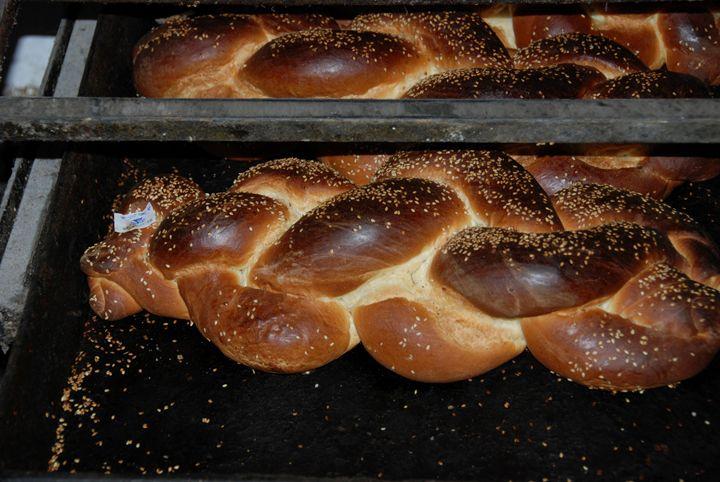Freshly baked Challa - PhotoStock-Israel