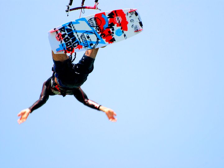 Kite surfing - PhotoStock-Israel