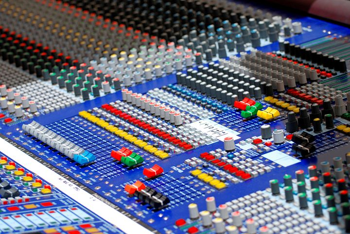 controls buttons, knobs and dials - PhotoStock-Israel