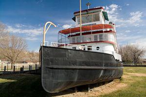 """Sergeant Floyd"" steamboat Sioux Cit - PhotoStock-Israel"