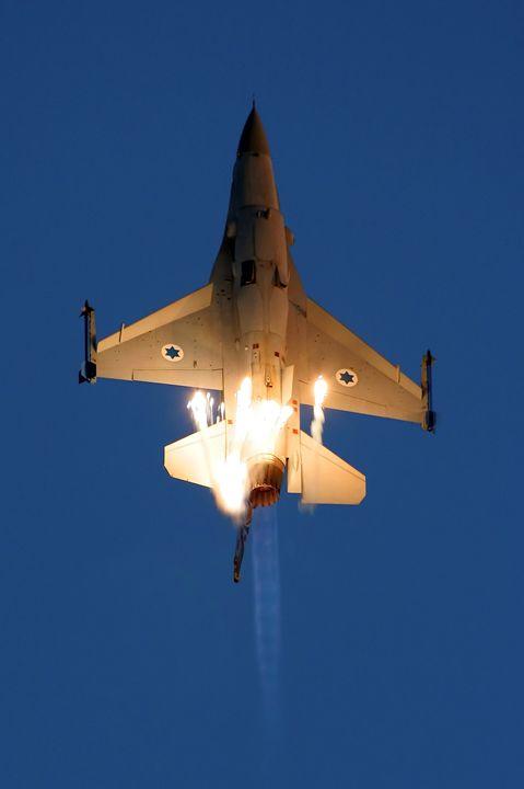 IAF F-16 Fighter jet - PhotoStock-Israel