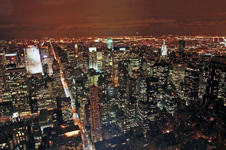 Manhattan New York city, NY, USA - PhotoStock-Israel