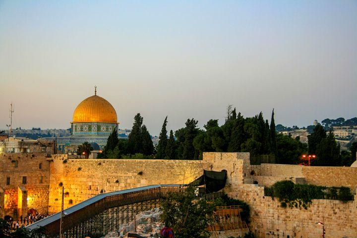 wailing wall, jerusalem - PhotoStock-Israel