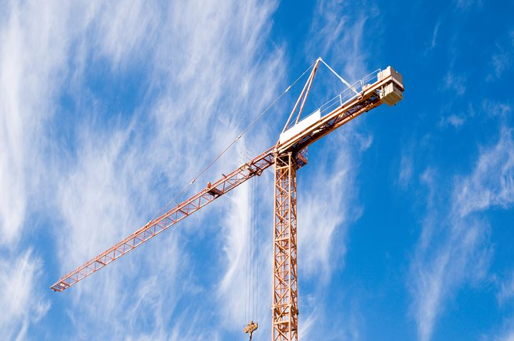 Construction crane - PhotoStock-Israel