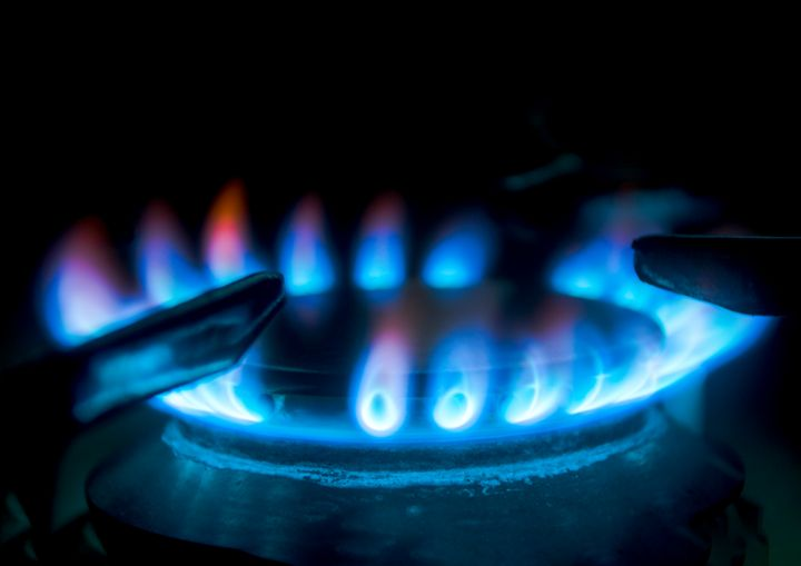Gas ring on cooker - PhotoStock-Israel