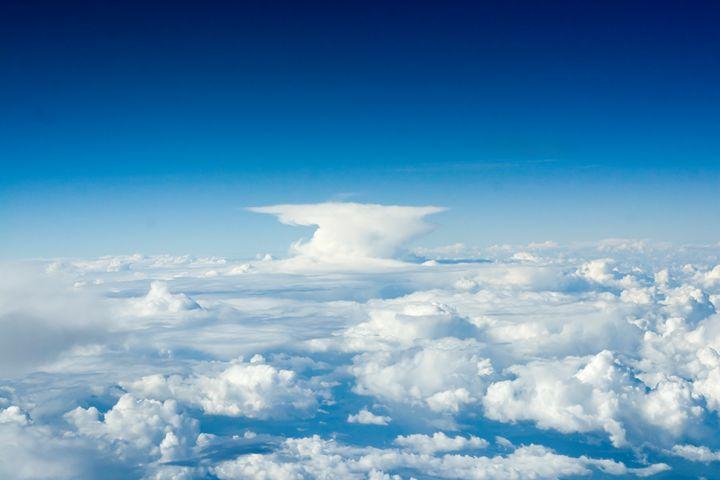 An Anvil Cloud - PhotoStock-Israel