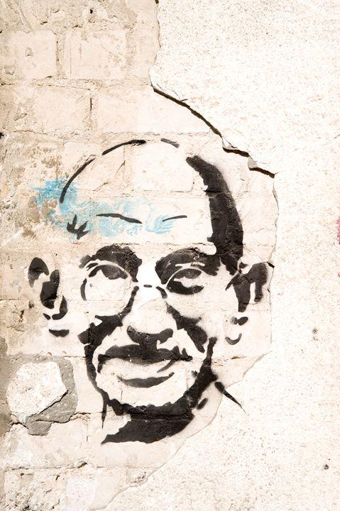 Mahatma Gandhi - PhotoStock-Israel