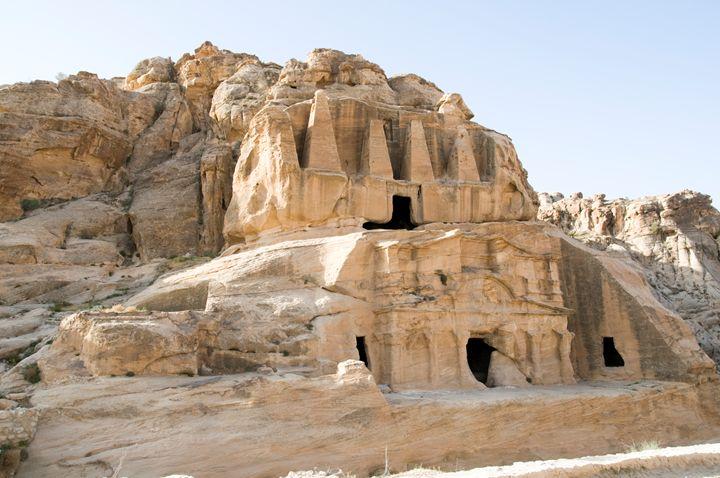 Jordan, Petra, - PhotoStock-Israel