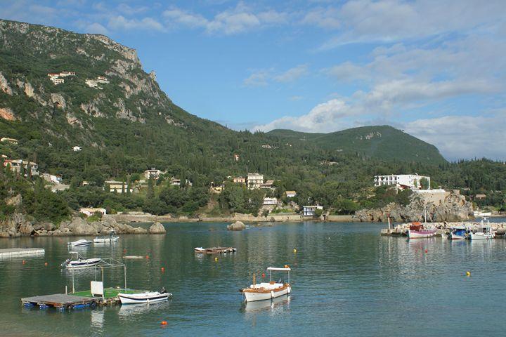 Greece, Corfu Island in the Ionian S - PhotoStock-Israel
