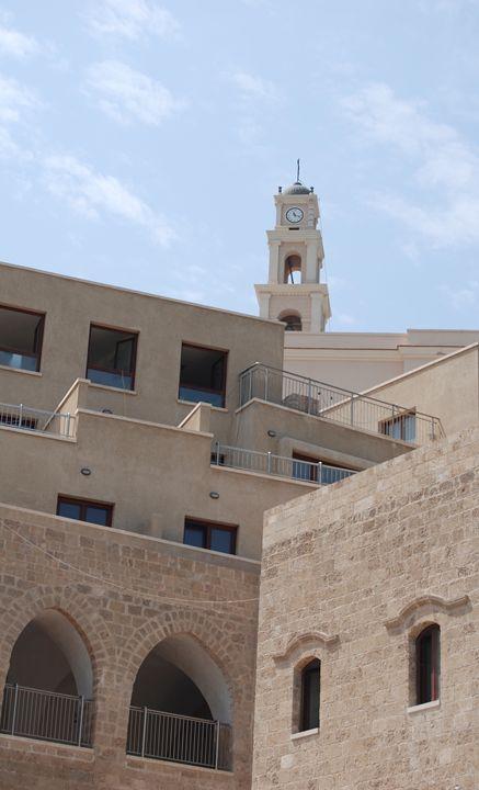 Israel, Jaffa - PhotoStock-Israel
