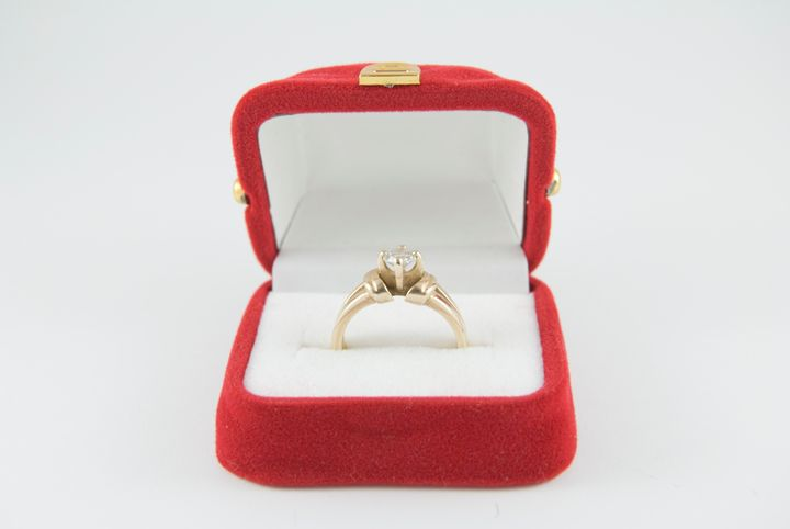 Engagement Ring - PhotoStock-Israel