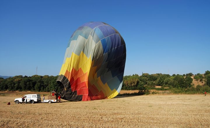 hot air balloon - PhotoStock-Israel