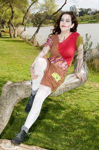 Sally A rag doll