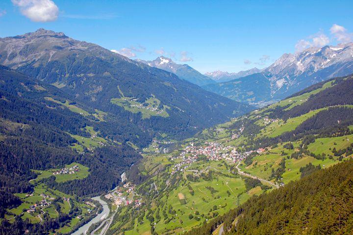 Austria, Tyrol, Kaunertal valley, - PhotoStock-Israel