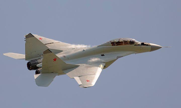 Mikoyan MiG-35 in flight - PhotoStock-Israel