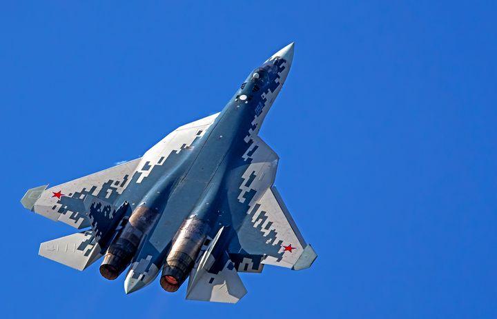 Sukhoi Su-57 - PhotoStock-Israel