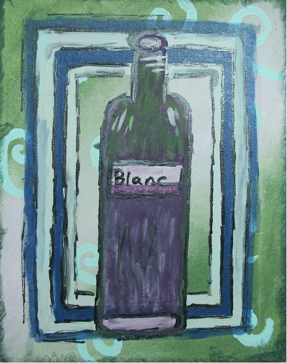 Blanc Original - Ardelle's - AC Art Gallery