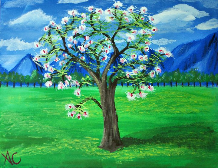 Tree of Love HD Edition - Ardelle's - AC Art Gallery