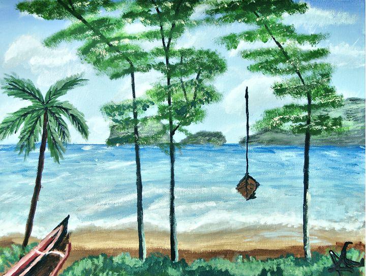 Beach Heaven HD Edition - Ardelle's - AC Art Gallery